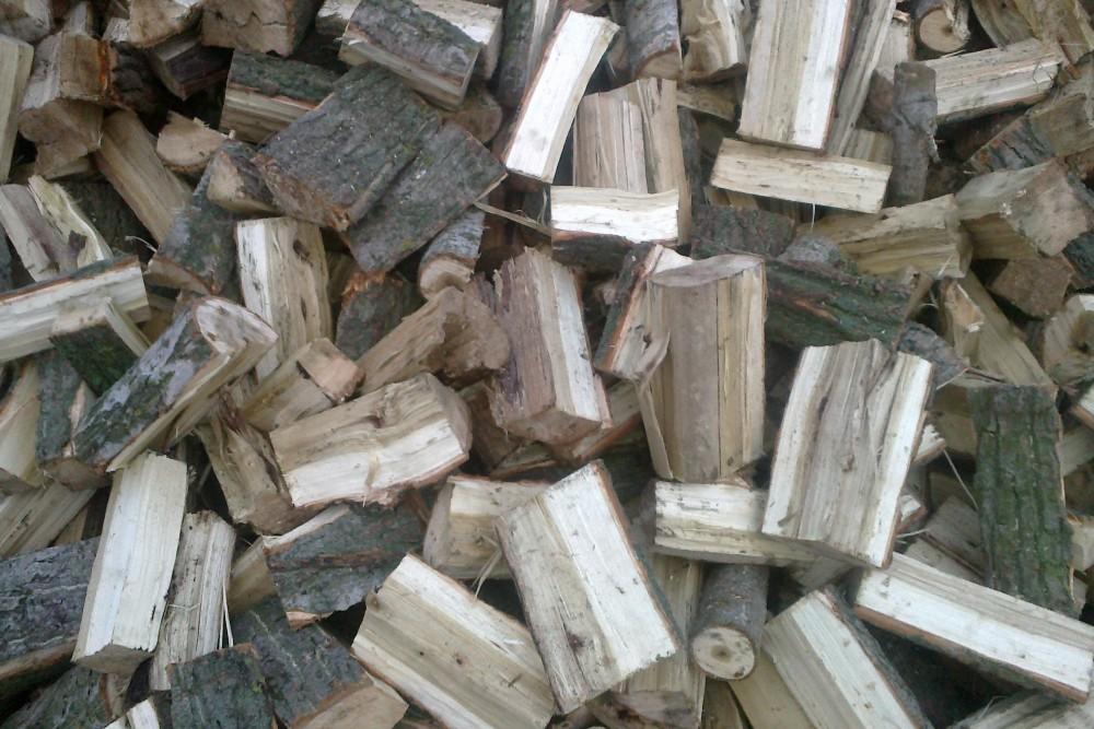 Drewno opałowei kominkowe