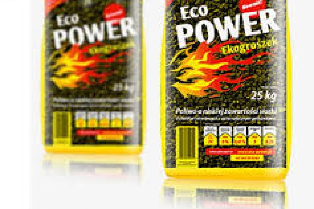 Eko-groszek Eco Power